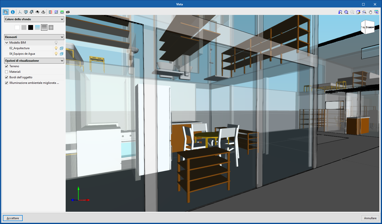 Open BIM Residential Furniture